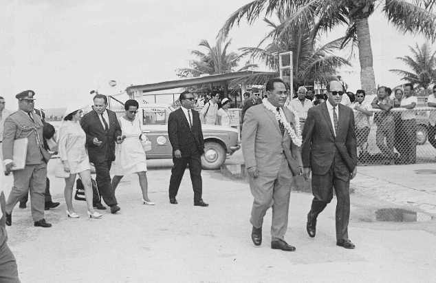 Primeiro presidente de Nauru