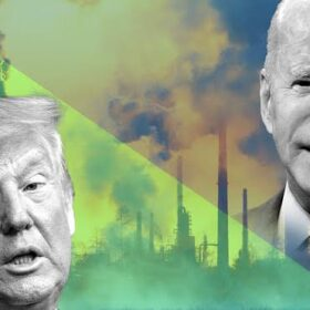 Diferenças nas políticas ambientais dos candidatos à presidência dos EUA