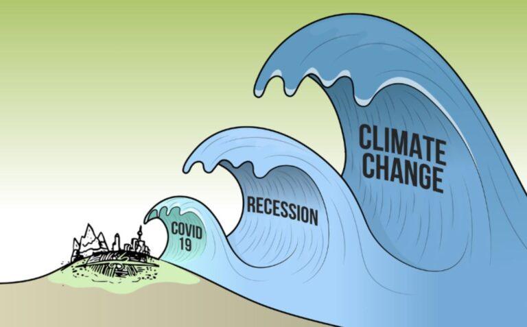 mudancas climaticas covid19