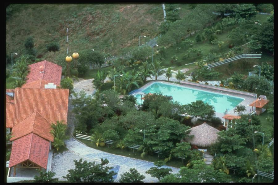 Hacienda Nápoles, antiga moradia de Pablo Escobar